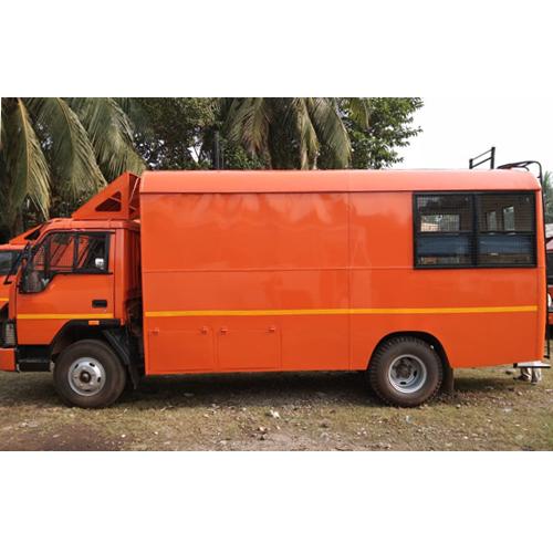 DMG Van Body
