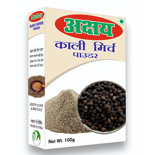 Akshay Black Pepper Powder