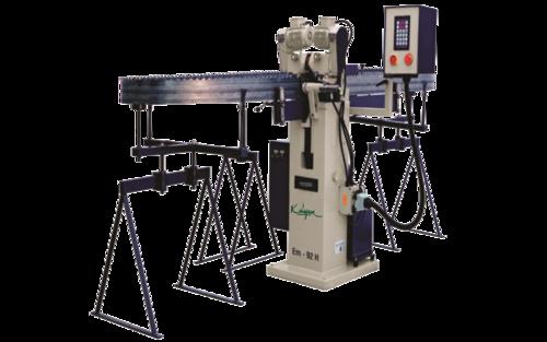 HYDRAULIC BAND SAW DOUBLE SIDE EQUALIZING MACHINE (EM-92H)