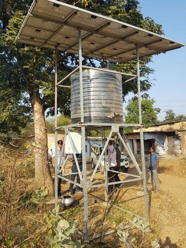 Amrut Solar Pump For Drinking Water