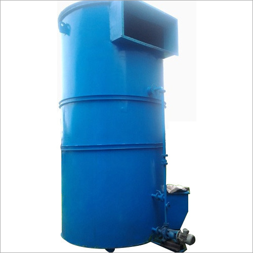 Industrial Rotary Scrubber