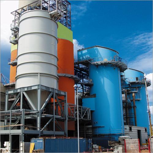 Flue Gas Desulphurization System