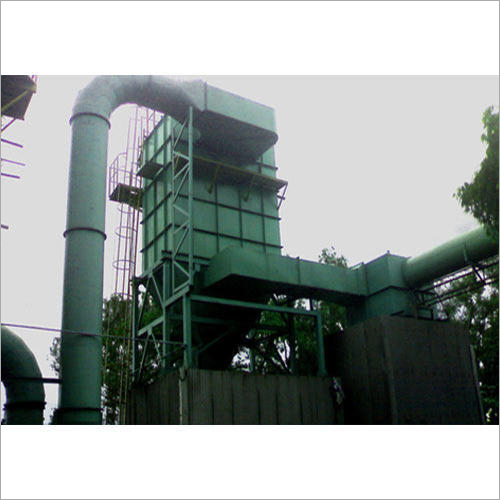 Industrial Dust Control System