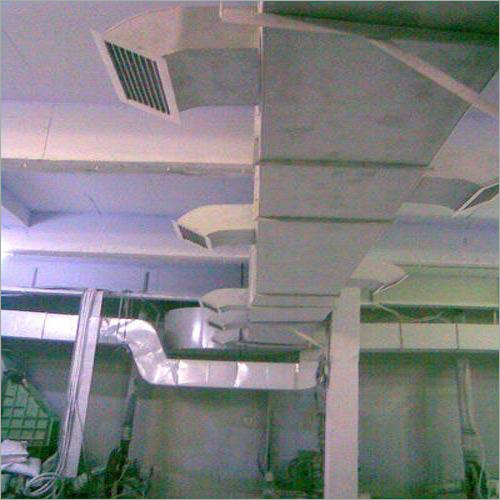Fresh Air Supply Ventilation System