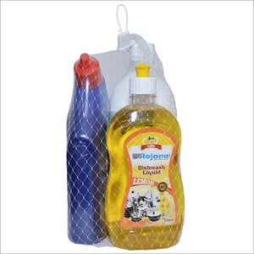 Dishwash Liquid+Toilet Cleaner+Floor Cleaner
