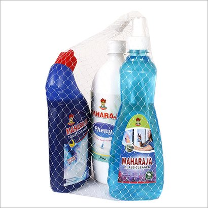 Non Toxic Toilet Cleaner+Glass Cleaner+Floor Cleaner
