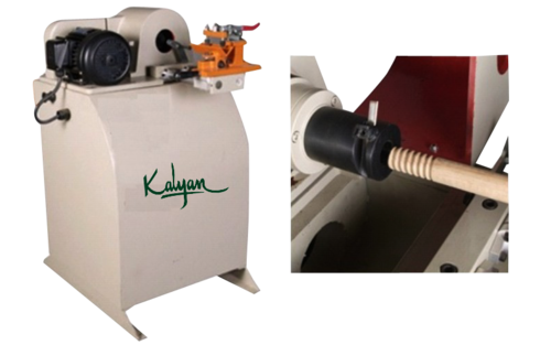 WOODEN SCREW MAKING MACHINE (CF-30WS)