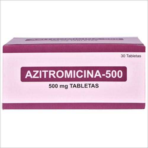 Azitromicina 500 Mg Tablets