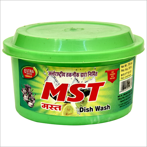 Mst Dishwash Tub 700gm