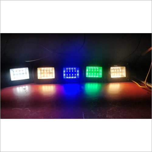 Colour LED Flood Light