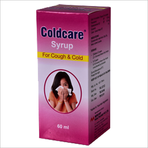 Pharmaceutical Cough Syrup