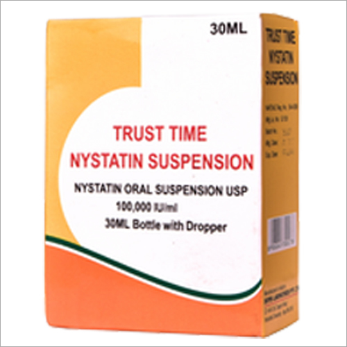 Trust Time Nystatin Suspension