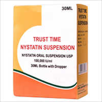 30 ml Trust Time Nystatin Suspension