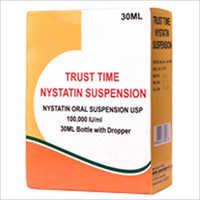 Trust Time Nystatin Suspension