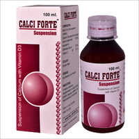 100 ml Calci Forte Suspension