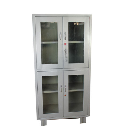 Glass Door Bookshelves