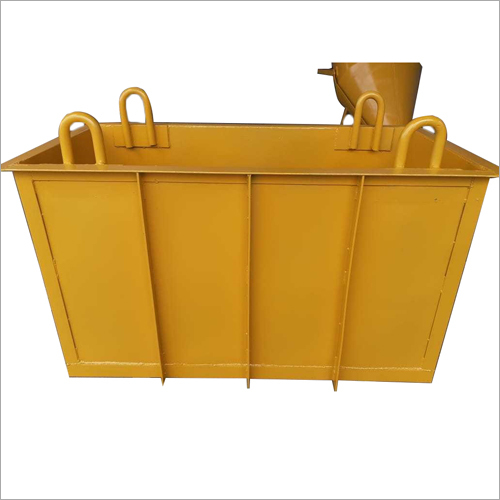 Tower Crane Material Bucket