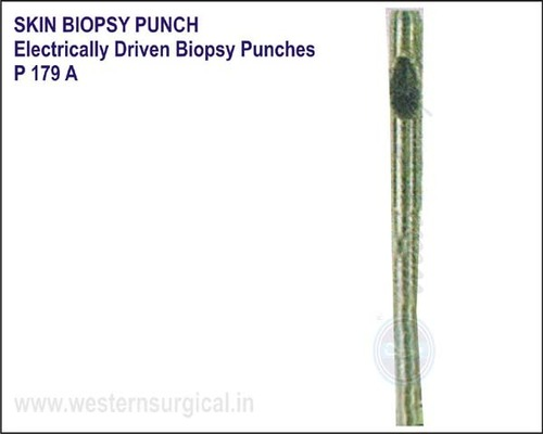 Electrically Driven Biopsy Punches