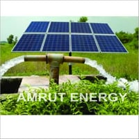 AMRUT 20 HP Solar Pump