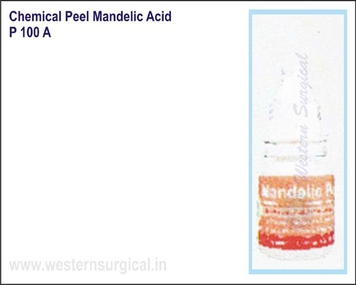 Chemical Peel Mandelic Acid