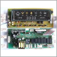 Touch Sensitive Integrated Oven Control Board