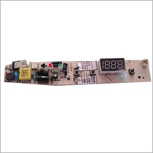 Electric Toaster Control Panel PCB Board