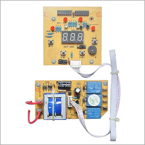 Intelligent Clothes Dryer Control Panel Board