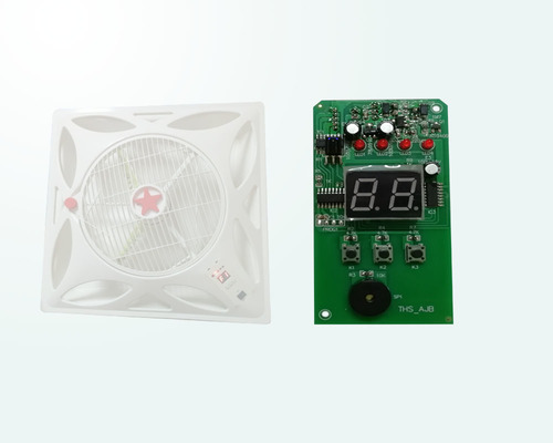 Ventilation Fan Control Panel