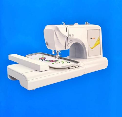 HOUSEHOLD SEWING AND EMBROIDERY MACHINE - COMPUTERIZED