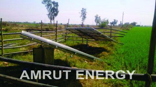 Amrut Solar Borewell Pump