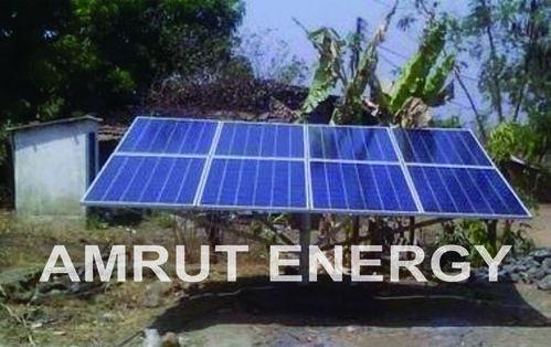 Solar Submersible Borewell Pump