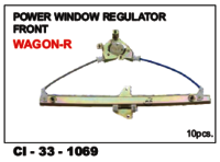 Power Window Regulator Front Wagon-R