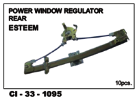 Power Window Regulator Rear Esteem