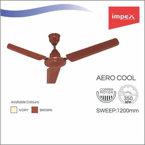 IMPEX Ceiling Fan (AERO COOL IVORY)