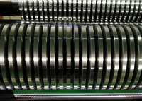 Narrow Plain Aluminium Foils for Electrolytic Capacitor Use