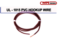 UL 1015 PVC Insulated Hookup Wire