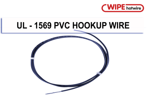 UL 1569 PVC Insulated Hookup Wire