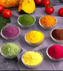NATURAL FOOD COLORING POWDER