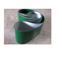 Light Weight PVC Green Conveyor Belt