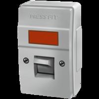 Pressfit Tejas 32 Amp. Double Pole Main Switch