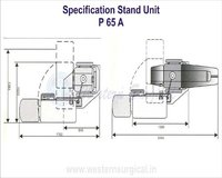 Specification Stand Unit