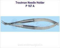 Troutman Needle Holder