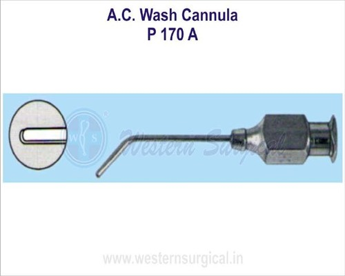 A.C. Wash Cannula