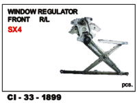 Window Regulator Front  L/R