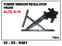 Power  Window Regulator Front Alto K-10
