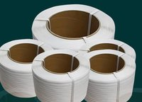White Strapping Roll