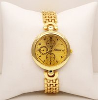 Delicate wrist watch