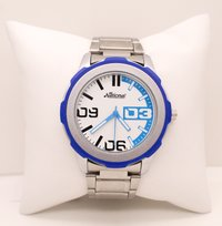 Stainless Steel SS wrist watch for men