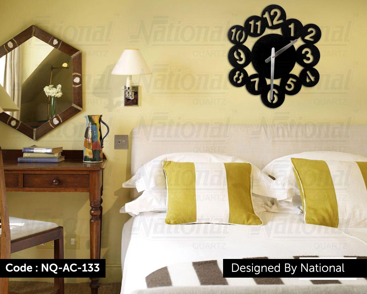 Decorative Bed room clock