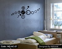 Pleasant Acrylic Wall clock for house